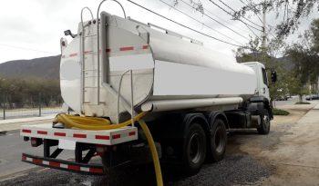 Estanque para agua Industrial de 20.000 Litros. lleno