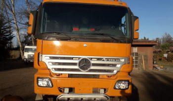Mercedes Actros año 2011 Modelo 4144 lleno